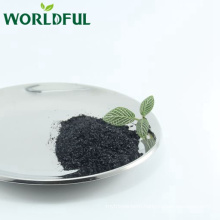 Natural fine mineral source water soluble organic fertilizer, humic acid + fulvic acid+potassium